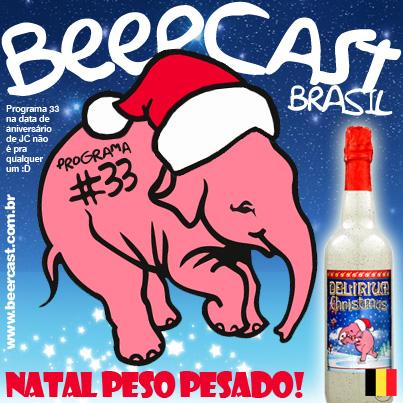 Cerveja Delirium Christmas