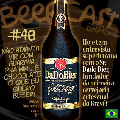 Cerveja Dado Bier Double Chocolate Stout