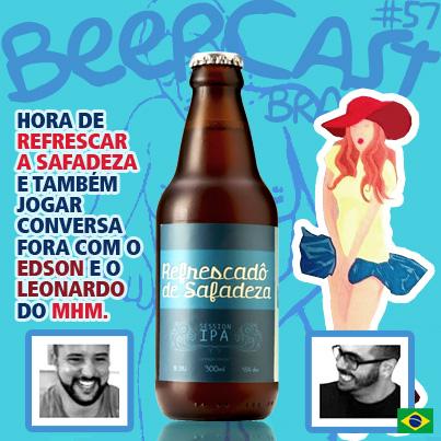Cerveja Refrescadô de Safadeza com Manual do Homem Moderno – Beercast #57