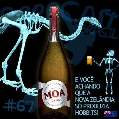 Cerveja MOA Breakfast e MOA Imperial Stout - Beercast #67