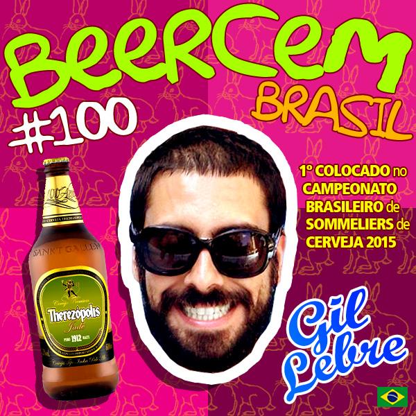 Cerveja Therezópolis com Gil Lebre – Beercast 100