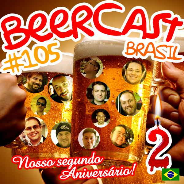 Bate Papo com Ouvintes e Aniversário de 02 Anos – Beercast 105