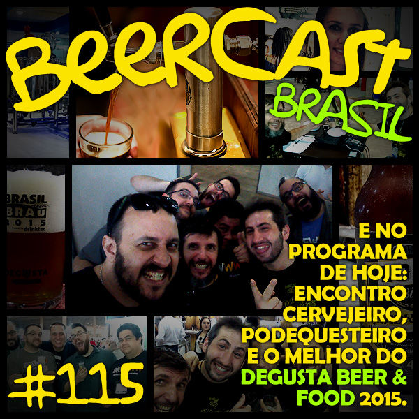 Degusta Beer & Food 2015 – Beercast #115