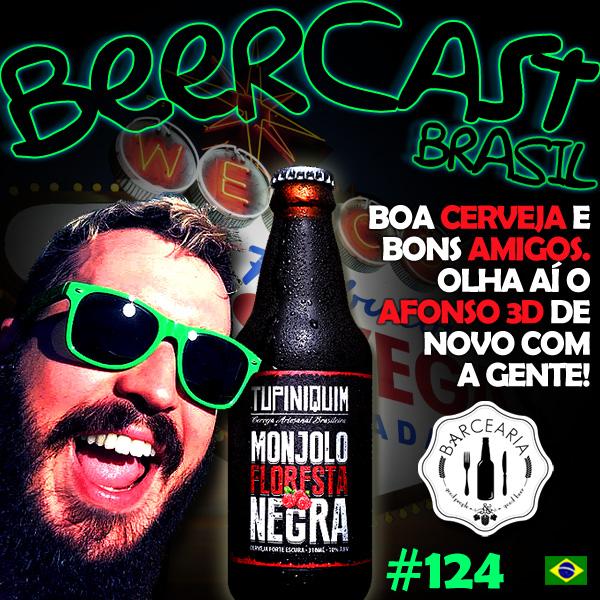 Cerveja Monjolo Floresta Negra com Afonso Tresdê – Beercast 124