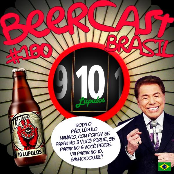 Cerveja Júpiter 10 Lúpulos – Beercast #180