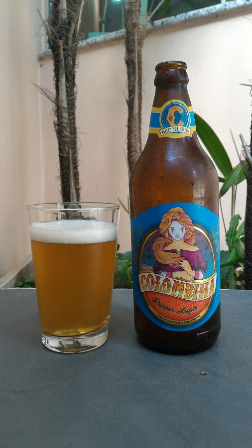 Colombina Pepper Lager