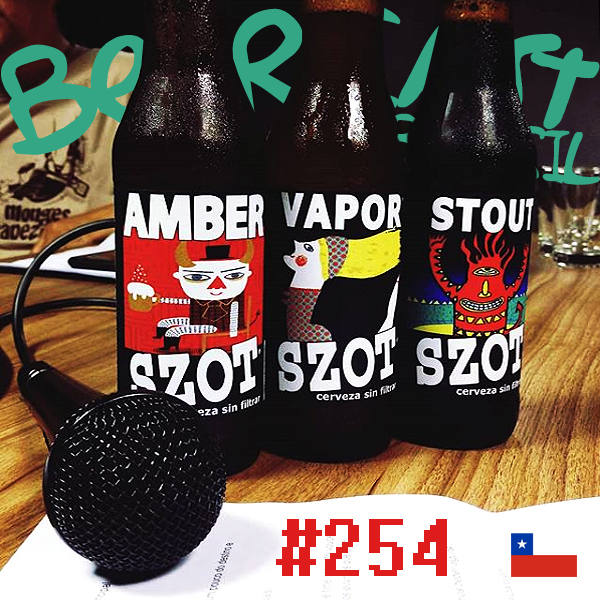 BeerTrip: Chile – Beercast #254