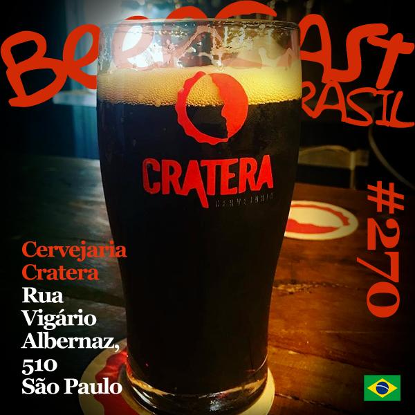Cervejaria Cratera – Beercast #270