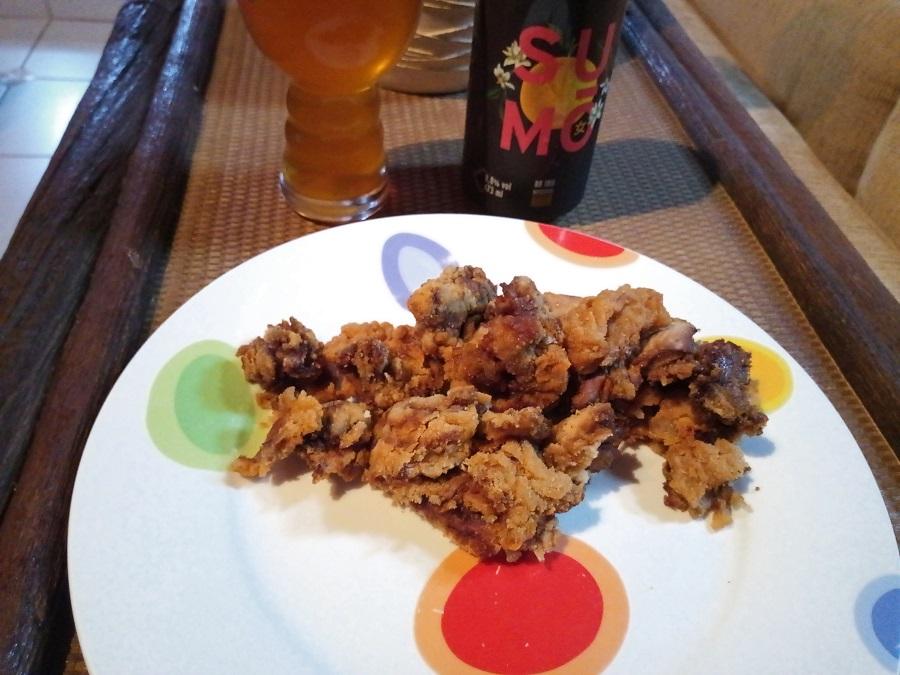 sumô cervejaria japas frango teriaki