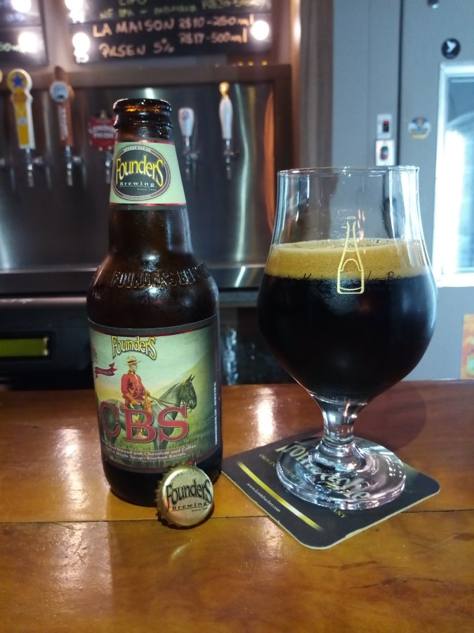 CBS Canadian Breakfast Stout