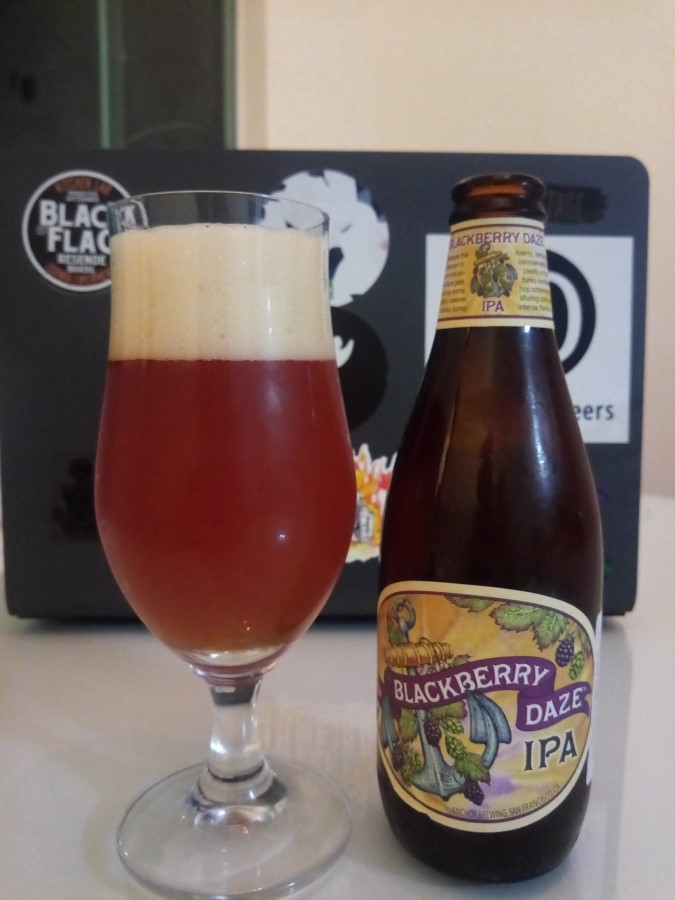 Blackberry Daze IPA