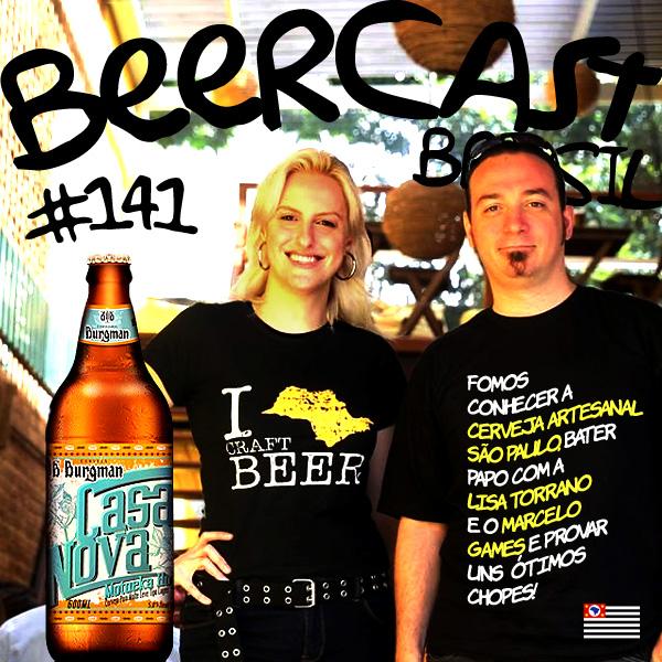 Cerveja Artesanal São Paulo – Beercast #141