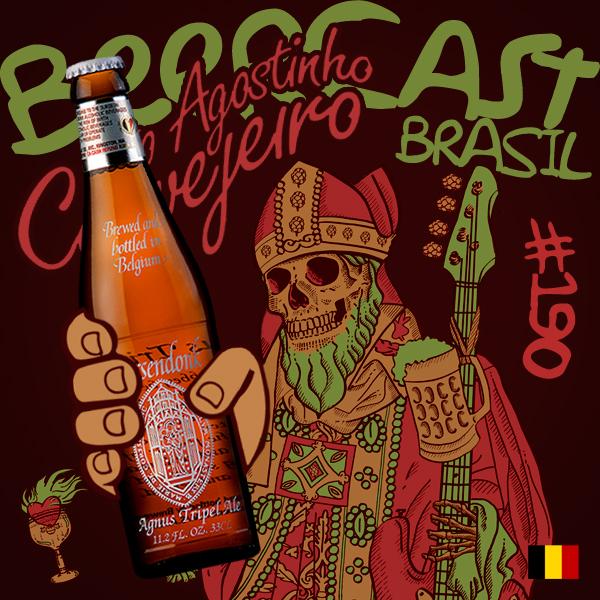 Cerveja Corsendonk Agnus Tripel – Beercast #190