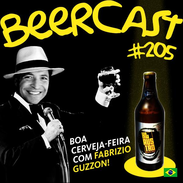 Boa Cerveja-Feira com Fabrizio Guzzon – Beercast #205
